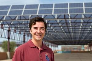 Steven Limpert, 2012 Fulbright Postgraduate Alumni Scholar